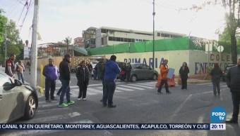 Suspenden Demolición Colegio Rébsamen Sismo CDMX