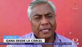 Tío del líder de 'Los Rojos' gana Alcaldía de Amacuzac