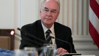 Exsecretario de EU gastó de forma inapropiada 341 mil dls