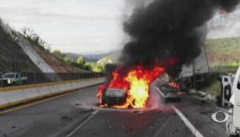 Tráiler Se Queda Sin Frenos Autopista Del Sol