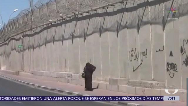 Trump podría copiar modelo de muro en Gaza