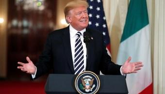 Trump reitera cerrará gobierno sino recibe fondos para muro