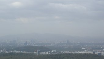 Regular, la calidad del aire en el norte y centro