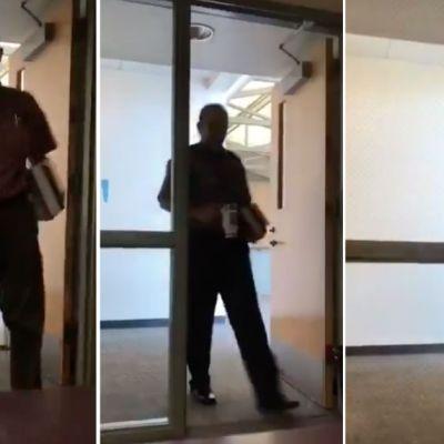 Video: Alumno graba los saludos de su profesor por 6 meses y el resultado se viraliza