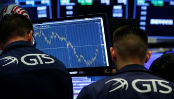Wall Street al alza, Dow jones sube 0.76%
