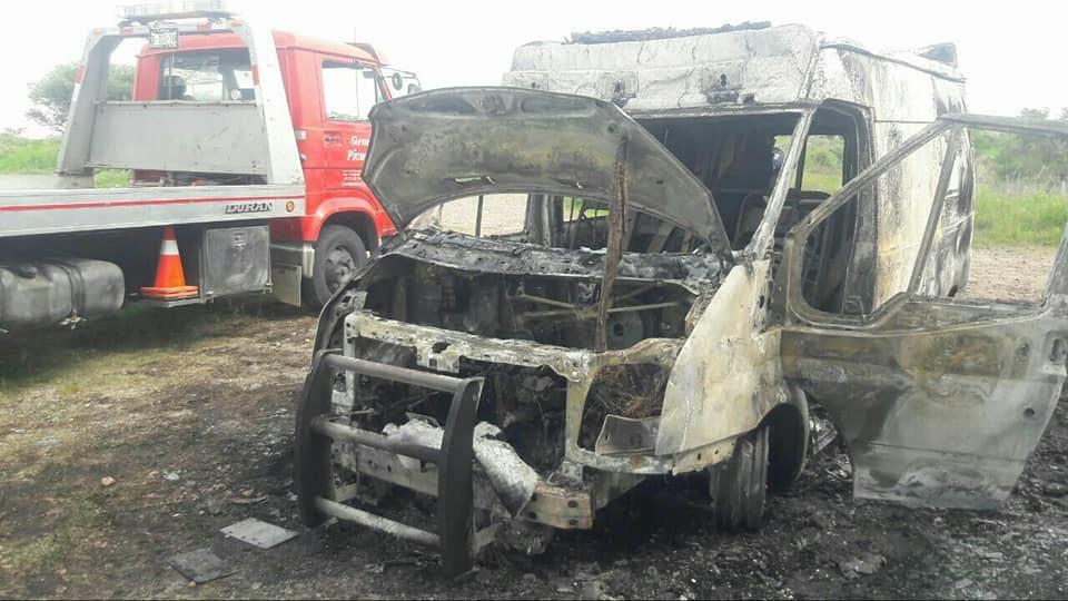 desaparece ambulancia cuatro personas bordo durante traslado zacatecas
