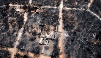 Muertos en Grecia por incendios que pudieron ser provocados