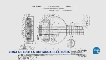 Zona Retro Guitarra Eléctrica Música Entretenimiento