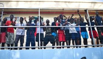 116 migrantes africanos son devueltos de España a Marruecos