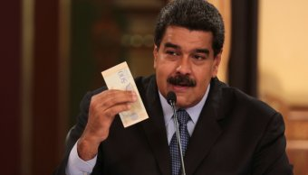 Moneda Venezuela le quitará cinco ceros