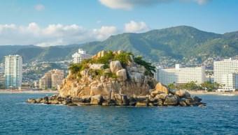 Sismo de 4.3 al sur de Acapulco, Guerrero