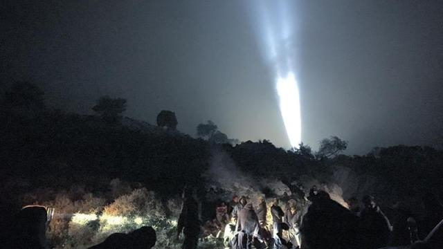 Recuperan quinto cuerpo tras derrumbe en mina de Hidalgo