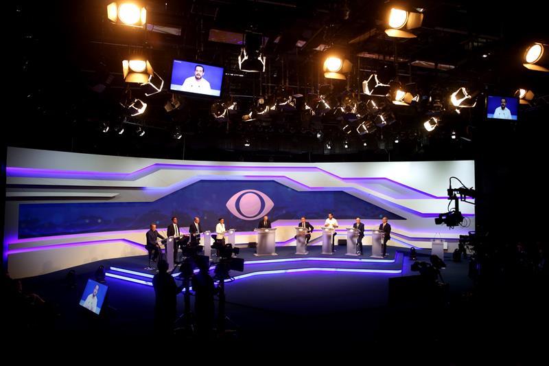 Incertidumbre en Brasil tras primer debate sin Lula