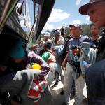 Trasladan gratis a 250 venezolanos desde Ecuador hasta Perú
