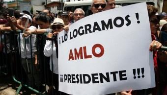 AMLO presidente electo; miles celebran declaratoria en TEPJF
