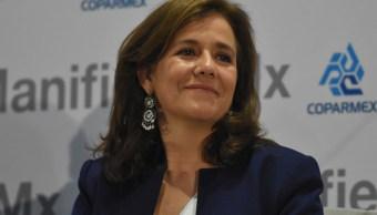 Margarita Zavala presenta asociación civil LIBRE