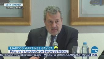 ABM da confianza a la banca mexicana