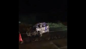 accidente carretero ciudad victoria muerto heridos