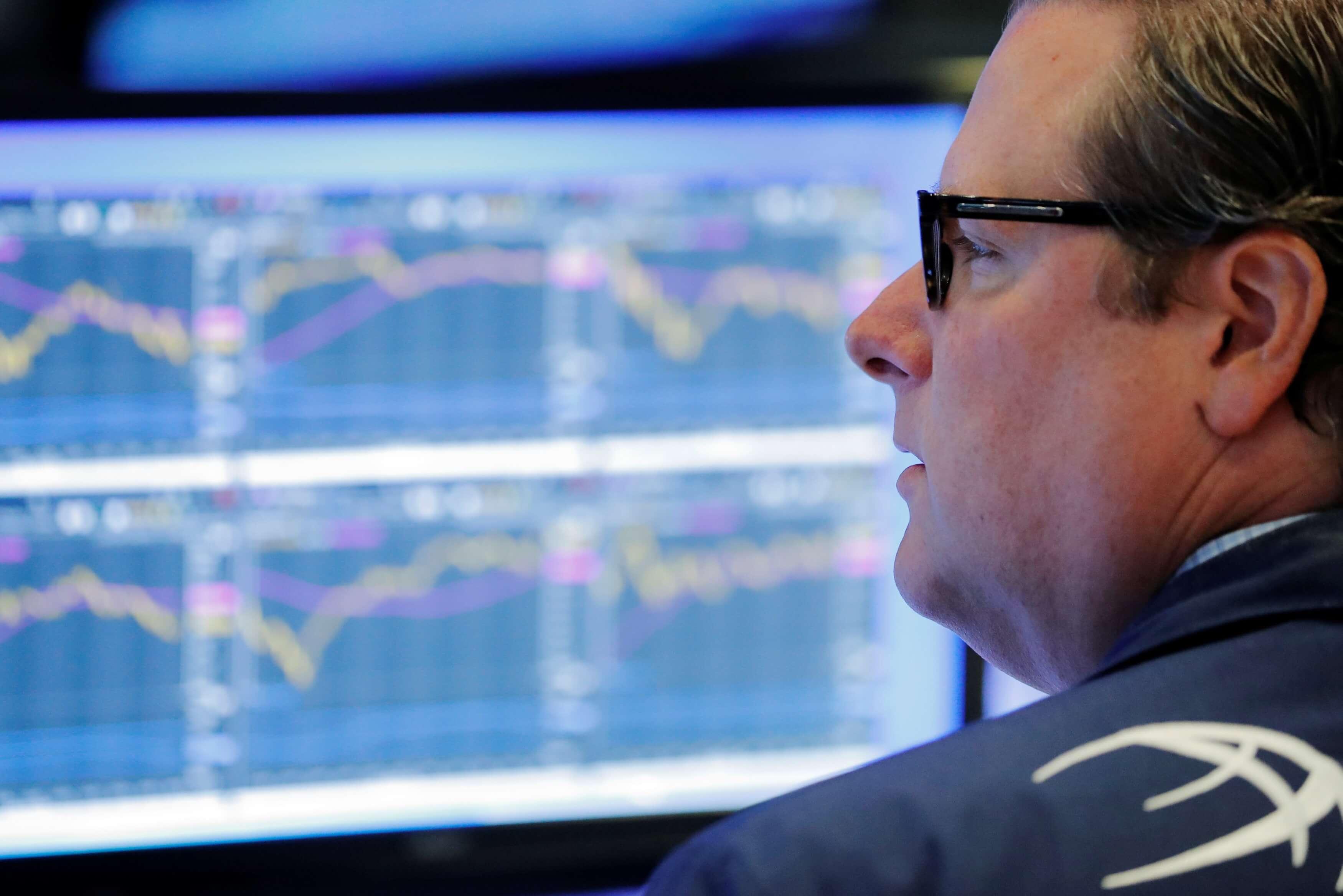 Actualidad: Wall Street acusó recibo y temen un