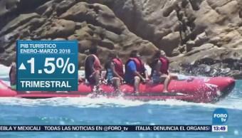 Actividad Turística Aumenta 1.5% Segundo Trimestre Inegi