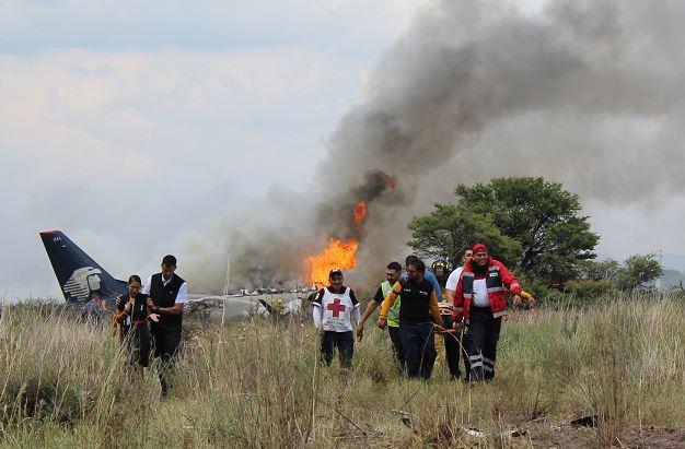 Internacionales: Entrevistan a tripulación y controladores del avión accidentado en México