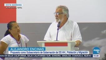 Alejandro Encinas: Vamos a ir afondo en el caso Ayotzinapa