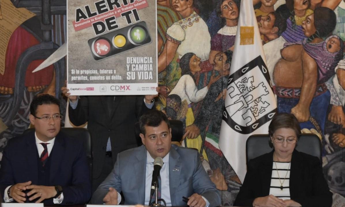 Amieva garantiza regreso a clases pese a daños en escuelas por sismo del 19S