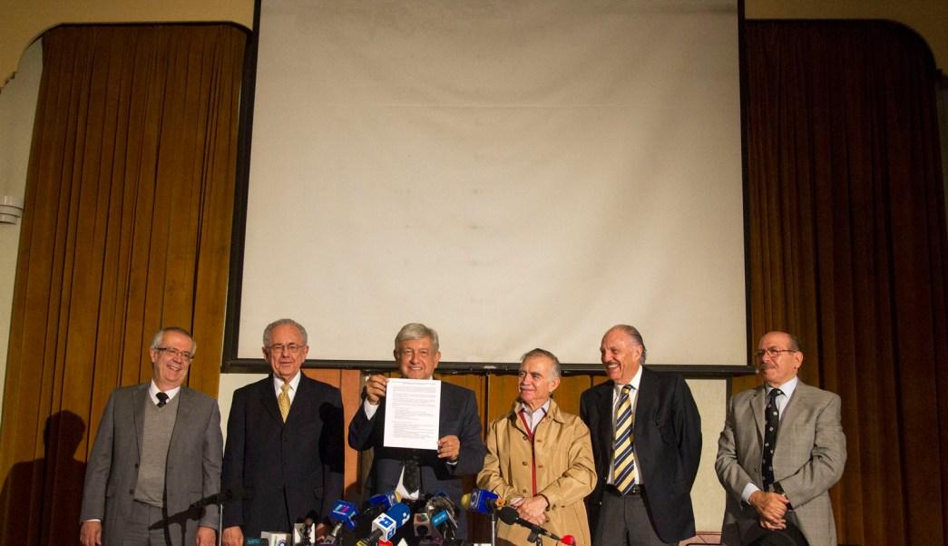 AMLO: Ciudadanos decidirán sobre NAIM en consulta vinculatoria, en octubre