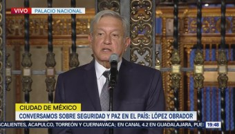 Amlo Informa Temas Trató Reunión Peña Nieto