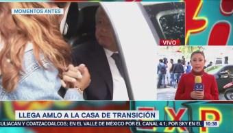AMLO se reúne con Javier Jiménez Espriú para analizar dictamen del NAIM