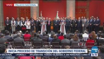 Amlo Peña Nieto Mensaje Proceso Transición