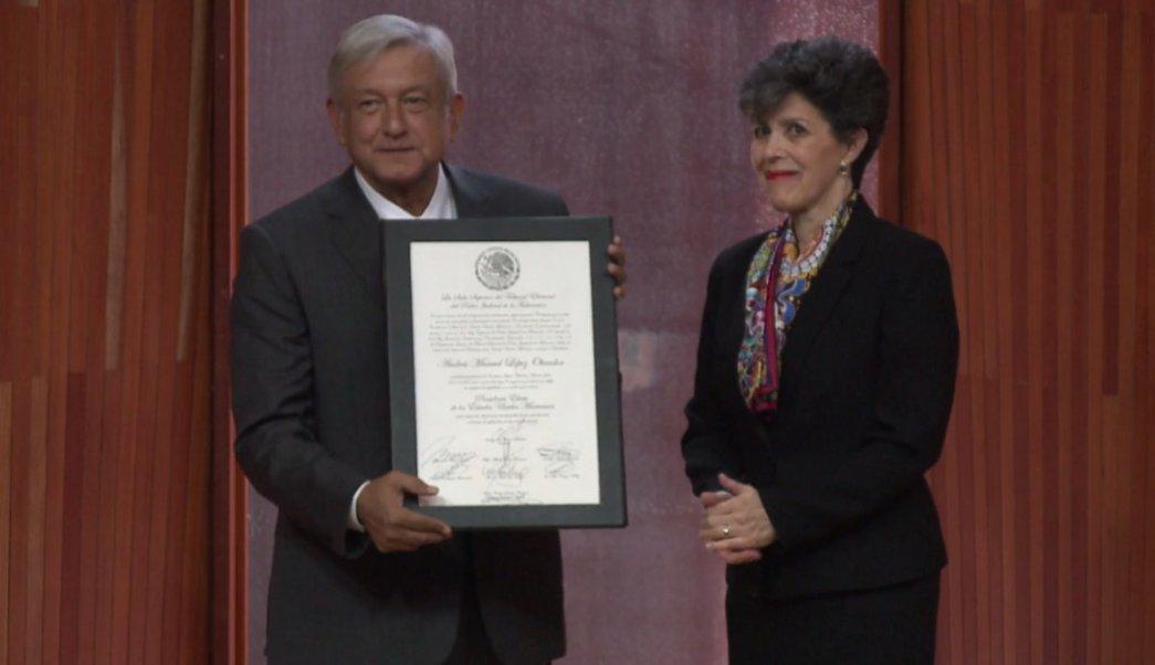 AMLO ya es presidente electo de México