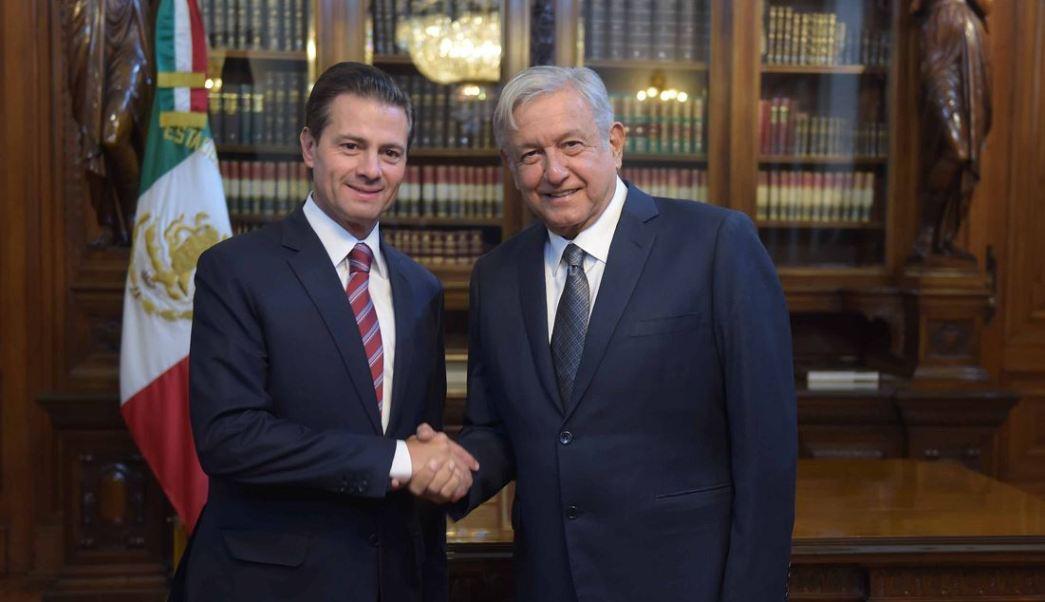 AMLO y Peña Nieto logran acuerdos en materia de seguridad