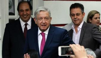 AMLO define los rostros de la oficina de Presidencia