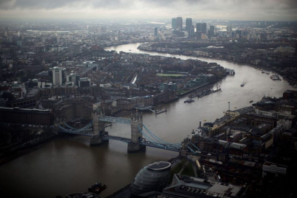 Ante Brexit, capitales dejan la City de Londres IIIII