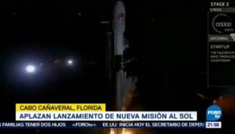 Aplazan Lanzamiento Sonda Nueva Misión Sol
