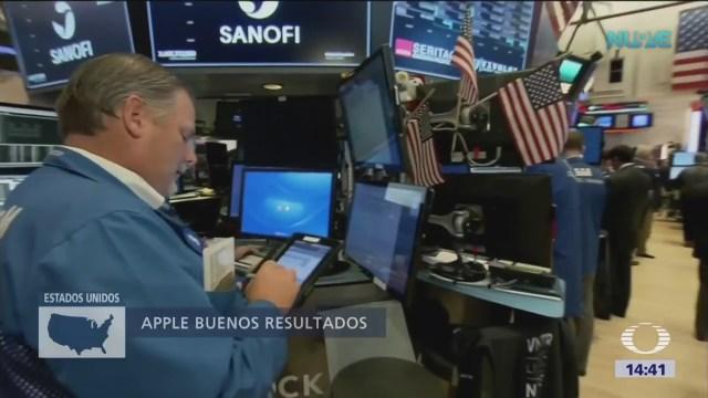 Apple alcanza valor por un billón de dólares