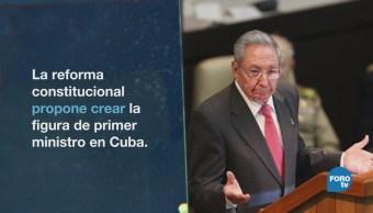 Arranca el análisis de la nueva Constitución cubana