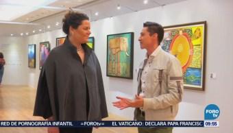 Artistas con Síndrome de Down montan exposición 'Manantial de Amor'