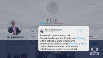 Autoridades antidrogas de EU y México anunciarán planes, según AP