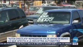 Autos Chocolate Dañan Producción Automotriz Coparmex