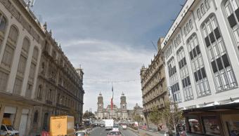 Aplican cortes viales por ruta del Maratón CDMX 2018