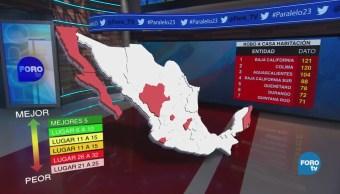 Baja California encabeza lista de robo casa habitación en México