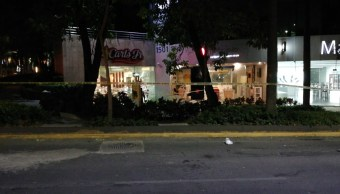 Se registra balacera en plaza comercial de Guadalajara