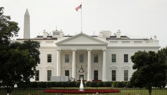 Foto: La Casa Blanca en Washington, 10 febrero 2019