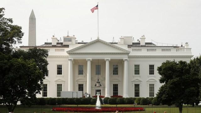 Foto: La Casa Blanca en Washington, 7 abril 2019