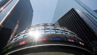 Bolsa Mexicana de Valores abre a la baja, espera posible cierre del TLCAN