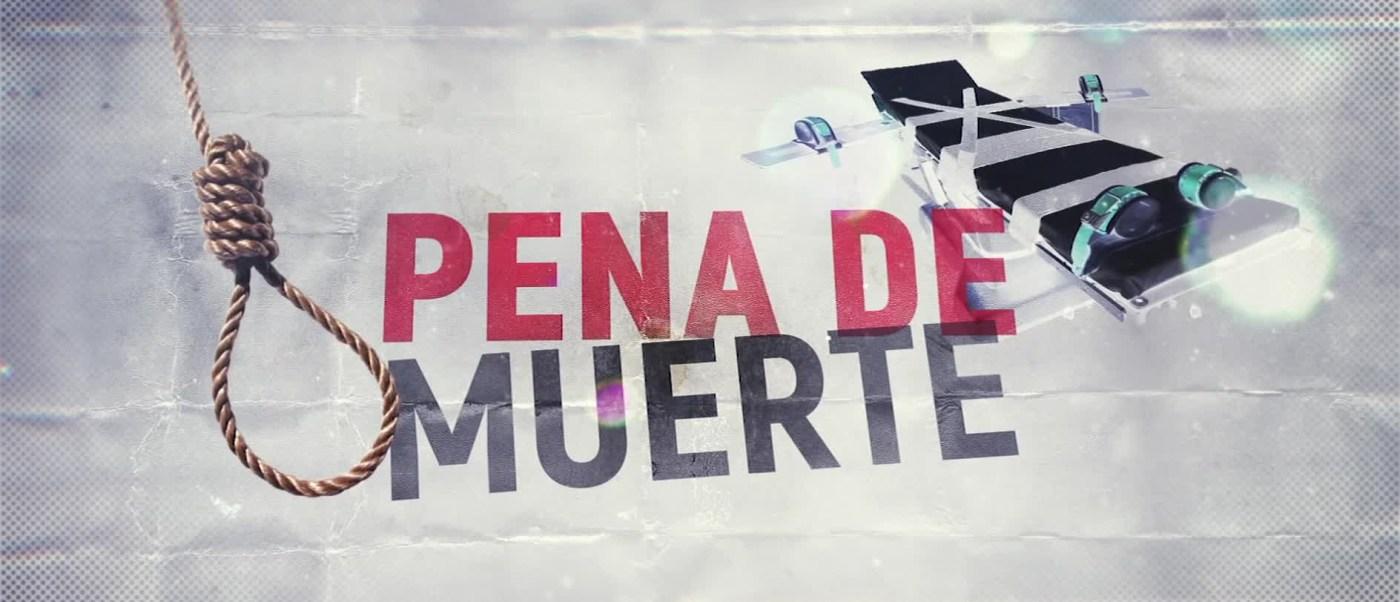 #Despejandodudas Pena Muerte Genaro Lozano