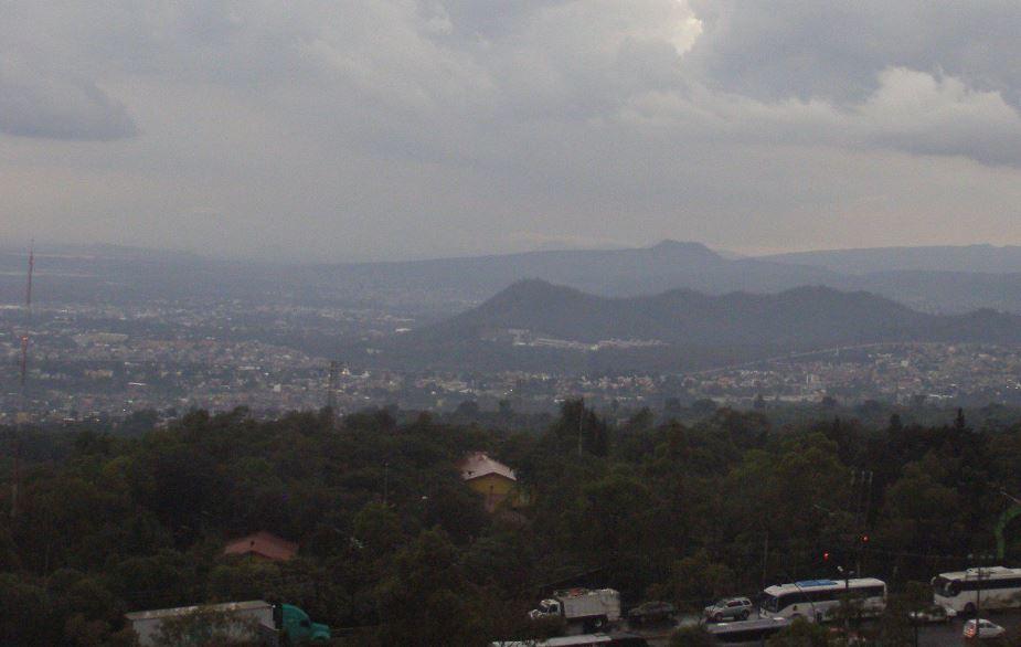Calidad del aire es buena en el Valle de México