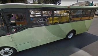Localizan camión de transporte público desaparecido en Tláhuac